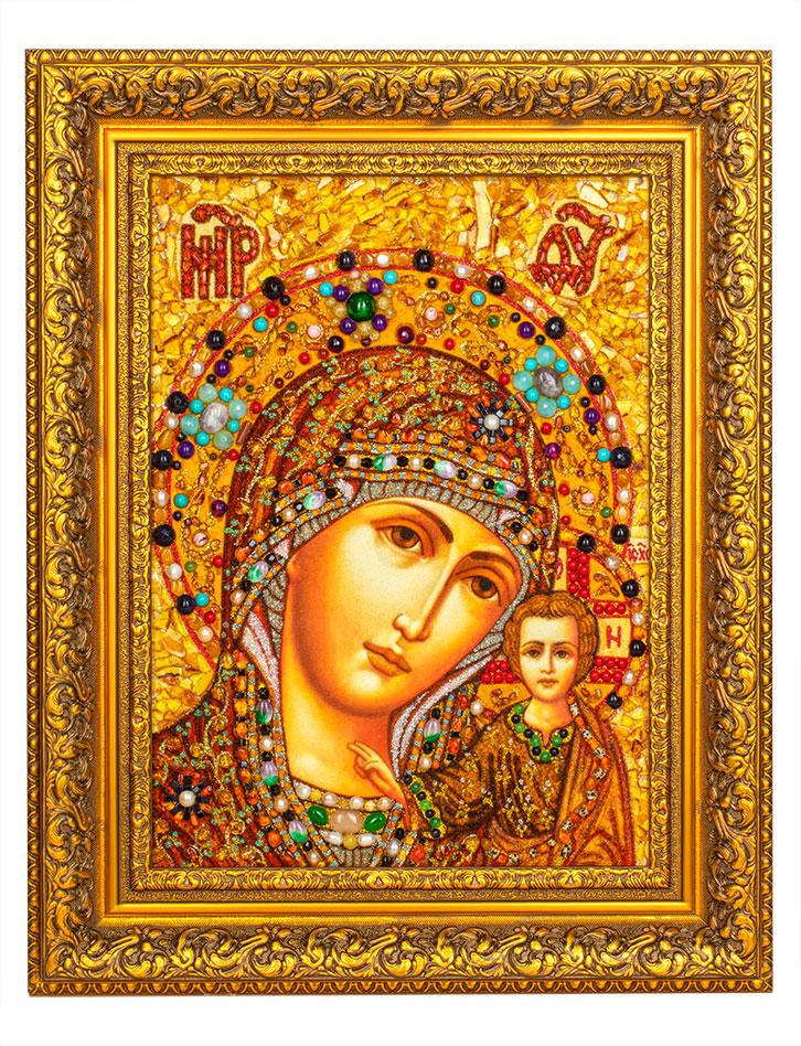 небольшой уютный янтовская мария иконы казанской фото том